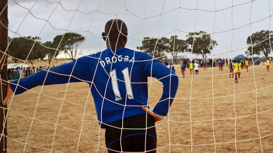 """Tunisia, Shousha camp. Final match of Shousha camp Autumn cup"""